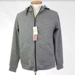 32 Degrees Heat Men's Sherpa Lined Full Zip Hoodie